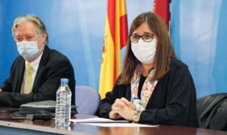 Leal Eizaguirre destaca la mejora en la atención y funcionamiento de la sanidad en el área sanitaria de Cuenca en los últimos años