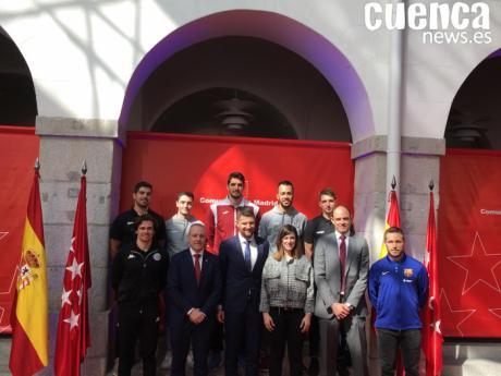 Copa del Rey | La Caja Mágica ya esta lista para la XLV Copa del Rey de balonmano