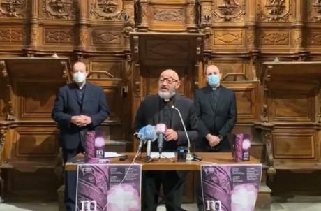 La organista nonagenaria Montserrat Torrent actuará en la Catedral
