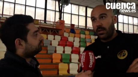 Previa Liberbank Cuenca - BM. Granollers | Lidio Jiménez analiza el próximo encuentro de su equipo