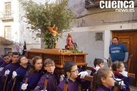 La Escuela Nazarena inaugura este sábado, 18 de noviembre, su X edición formando a los niños en la fe y la Semana Santa