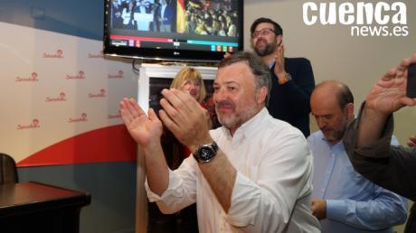 El PSOE gana en la capital ciudad y el PP pierde la mitad de sus apoyos
