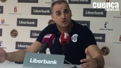 Sala de Prensa | Rafael Guijosa Castillo - [Liberbank Cuenca 24- 20 Abanca Ademar León]