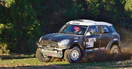 El Rallye TT de Cuenca, la primera carrera del Campeonato de España de Rallyes Todoterreno