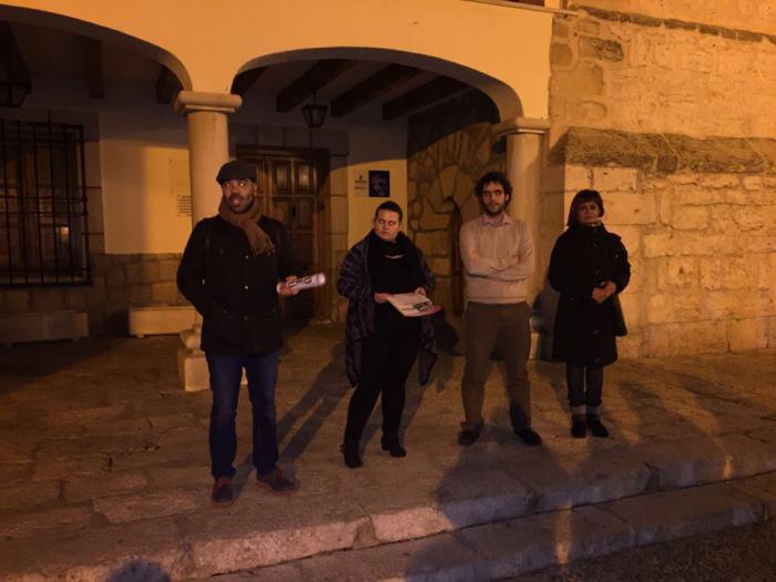 IU pide al ayuntamiento de Mota que prepare el dispositivo de acogida a refugiados y lo ponga a disposición de Acnur