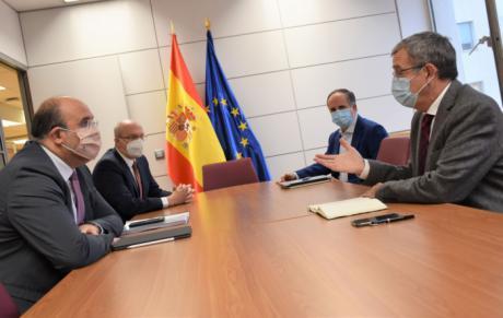 La Junta insiste en la despoblación como criterio a tener en cuenta en la asignación de fondos europeos