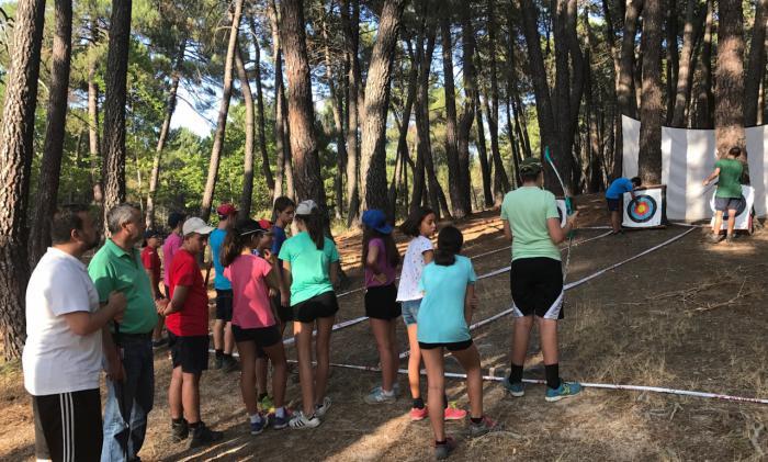 Cerca de 600 jóvenes han participado en las actividades de ocio y tiempo libre promovidas por el Gobierno regional este verano