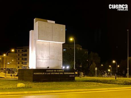 Cuenca rinde homenaje un año más a las víctimas del terrorismo