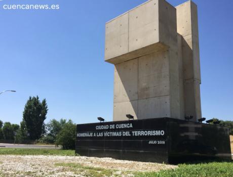 La capital rinde homenaje a las víctimas del terrorismo