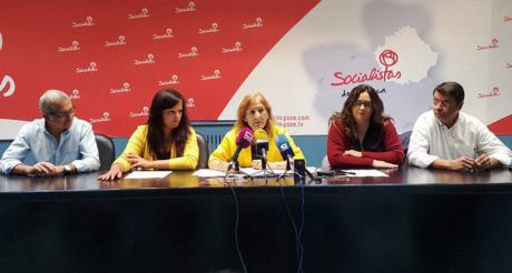 """El Grupo Municipal Socialista expresa su preocupación por la disolución """"exprés"""" de tres organismos autónomos"""