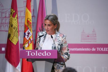 Toledo intensifica las labores de limpieza tras las DANA y refuerza el dispositivo extraordinario con más medios