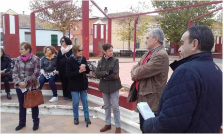 Se desarrolló una nueva edición de la ruta guiada 'Alcázar de Cervantes'