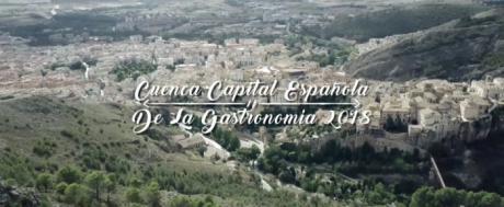 La candidatura de Cuenca como Capital Española de la Gastronomía