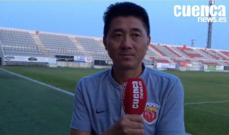 Valoración del entrenador de Shanghái SIPG