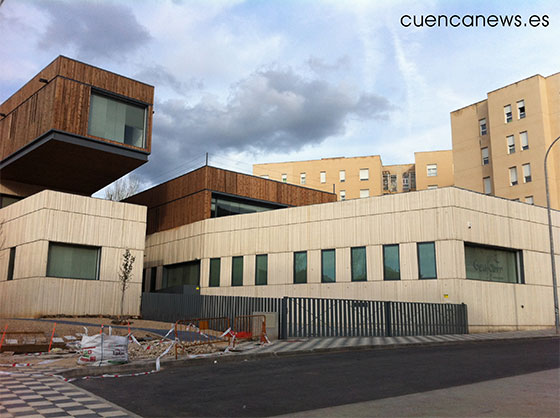 La sede de Geacam es el primer edificio de la Junta con planta fotovoltaica de autoconsumo