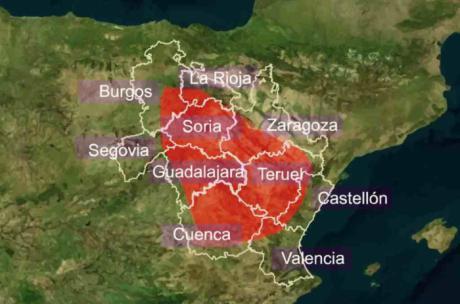Cuenca tendrá una sección provincial del proyecto 'Serranía Celtibérica'