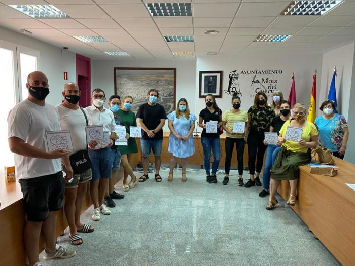 La hostelería de Mota del Cuervo se une al Ayuntamiento contra las agresiones sexistas.