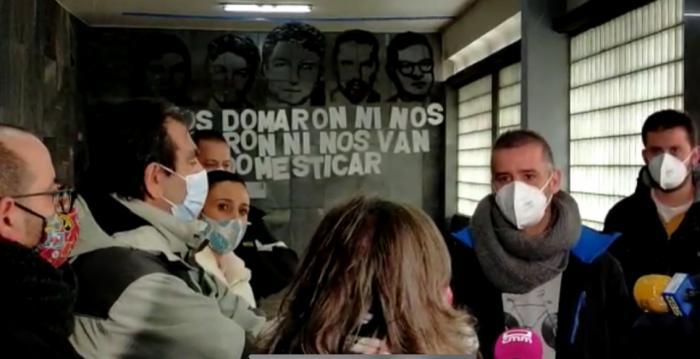 """Los trabajadores de Siemens Gamesa- y sus sindicatos """"batallarán hasta el final para evitar el cierre"""""""