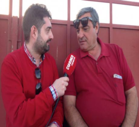 Presidente y facultativo de la Plaza de Toros de Villar de Olalla valoran en festejo