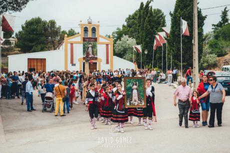 Mi abuelo me enseñó a mí a decir Viva Quiteria, la del Barrio de San Gil