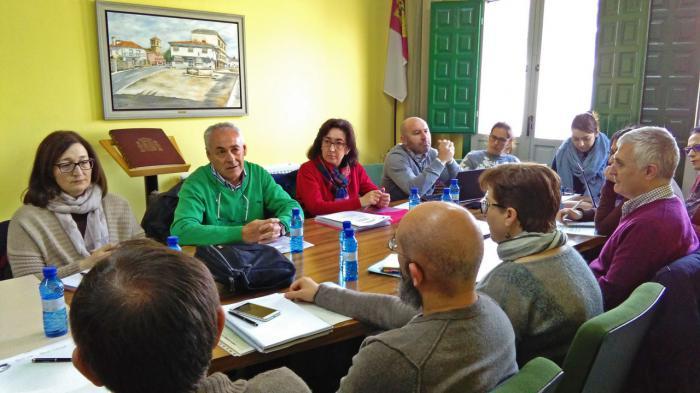 CEDER Alcarria Conquense concreta con los GAL de Cuenca, Soria y Teruel su Plan de Acción dentro de la Red de Áreas Escasamente Poblada