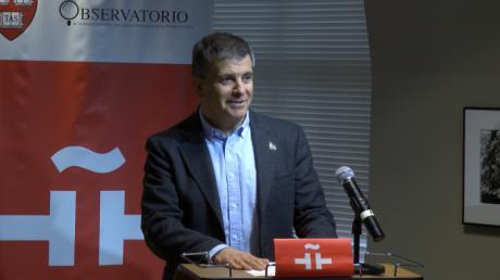En imagen Francisco Moreno Fernández