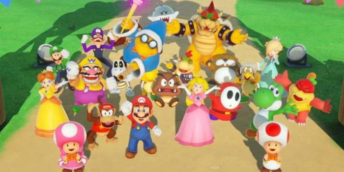El Mirador celebra la fiesta de Super Mario Party para Nintendo Switch