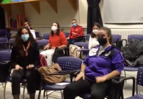 '¡Qué tendrá mi Cuenca!', música para escolares al ritmo de 'Las Turbas'