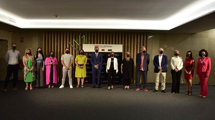 """Un centenar de personas asisten al evento TEDxUCLM Toledo, dedicado a la """"transformación del ser"""""""