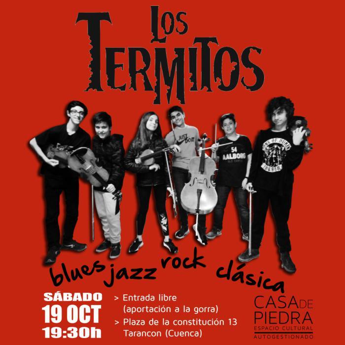 """Los Termitos"" llegan a Tarancón"