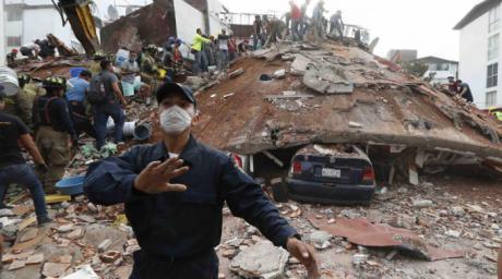 El terremoto sorprende en México a una treintena de estudiantes de la UCLM