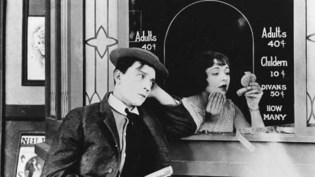El Gran Buster, esta tarde en el Cineclub Chaplin