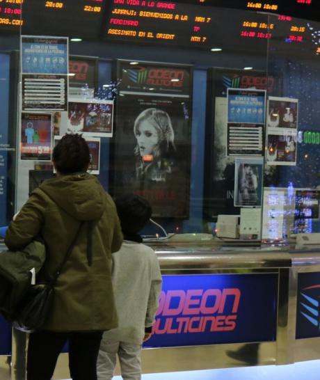 Odeon Multicines mantiene abiertas sus salas de cine en El Mirador