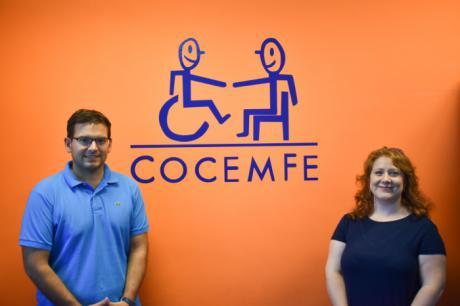 """COCEMFE Cuenca ya trabaja en el proyecto """"Uno a Uno"""" de """"Limpieza Accesible: Inclusión de jóvenes en la profesión de limpieza"""" para personas con discapacidad"""