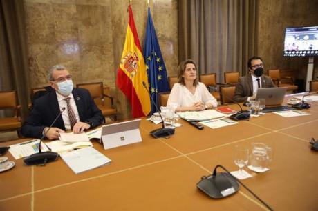 La Coordinadora de la España Vaciada en el Foro para la Cohesión Territorial