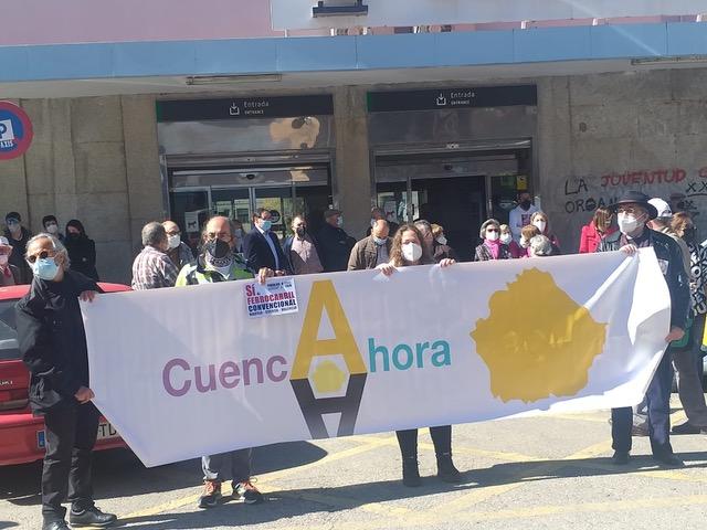 Cuenca Ahora se une al manifiesto en defensa del ferrocarril