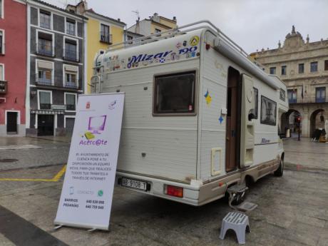 Oficinas móviles del programa 'Acércate'