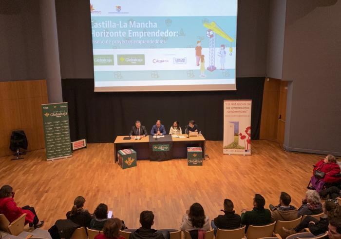 Las fundaciones Globalcaja Cuenca y Horizonte XXII impulsan la cultura emprendedora en Cuenca