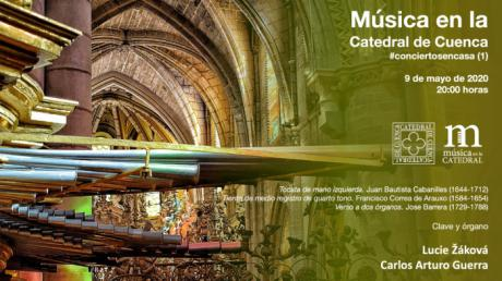 Inicia su andadura la X Edición de 'Música en la Catedral'