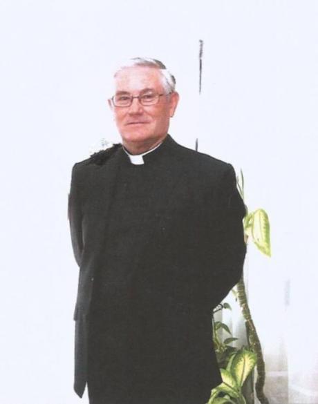 D. Ce?sar Arcas Sanz, sacerdote diocesano