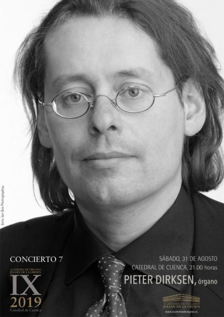 Comienza el Curso Internacional de Órgano Barroco con los profesores Pieter Dirksen y Andrés Cea