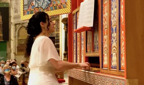 La actividad formativa de 'Música en la Catedral' retoma nuevo impulso