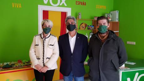 Vox Cuenca reprueba la concentración de apoyo a Pablo Hásel en la capital