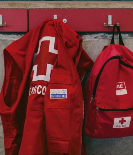 Fundación Solidaridad Carrefour y Cruz Roja activan su 'Dispositivo de Respuesta Inmediata en Emergencias' ante la crisis del Covid-19