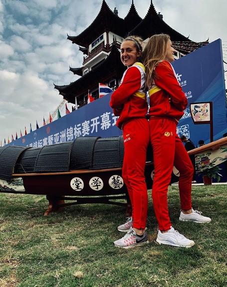 Arantza Toledo e Irati Osa bronce en el Campeonato del Mundo de Maratón en K2 categoría absoluta.