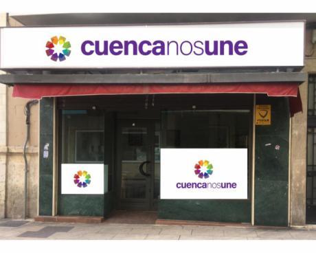'Cuenca nos une' pide las firmas de los conquenses para poder concurrir a las elecciones municipales