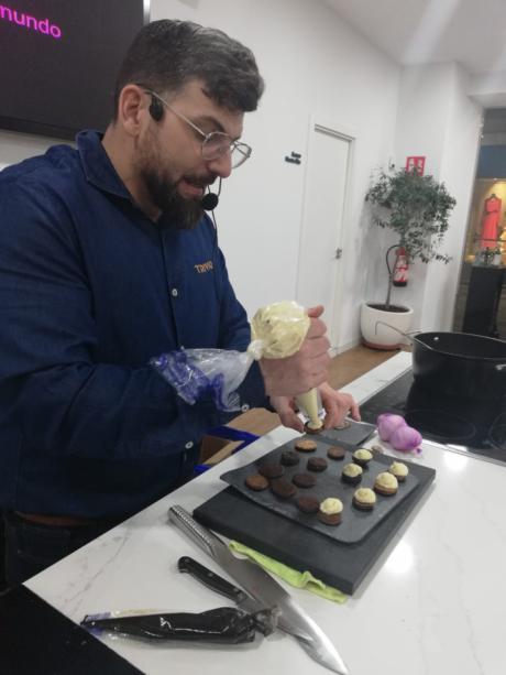 La IGP lleva el Ajo Morado de Las Pedroñeras a Almería, Capital Española de la Gastronomía 2019
