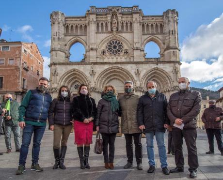 VOX denuncia la sistemática denegación de mesas informativas por parte del Ayuntamiento de Cuenca