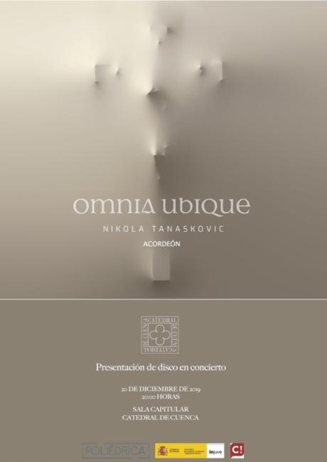 La bendición del Belén napolitano y la presentación del disco en concierto: 'Omnia ubique', abrirán la Navidad en la Catedral