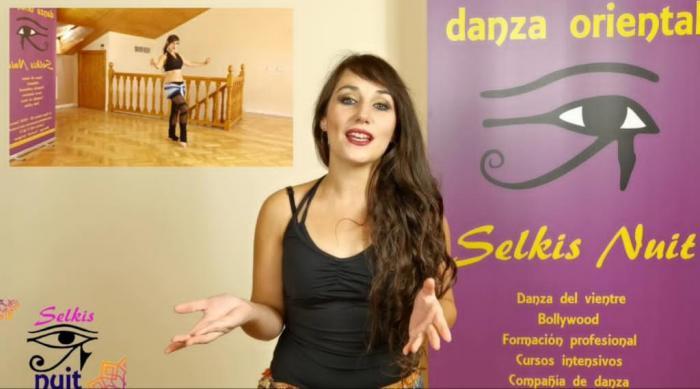 Danza Oriental Selkis Nuit presenta su nuevo catálogo de actividades para estas navidades atípicas